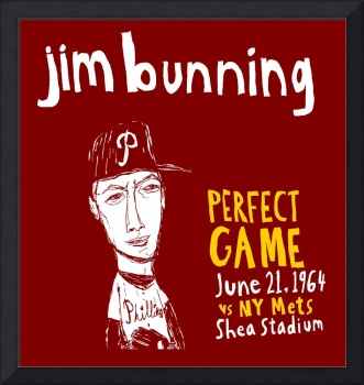 Jim Bunning Perfect Game