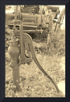 Still Standing - Antique Photography