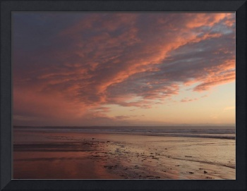 Red Sky Saunton