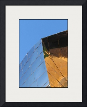 Frank Gehry MIT Building Reflective Surface