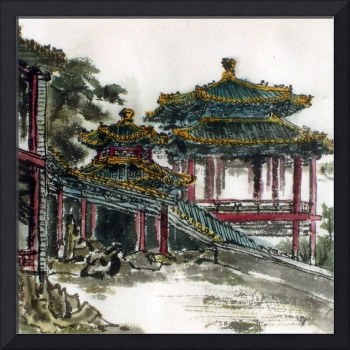 Pavilion in Summer Palace