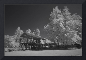 Sutter's Mill Replica Infrared