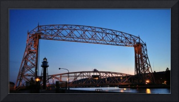 Duluth Minnesota Lift Bridge 2