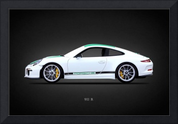 The 911 R Type 991