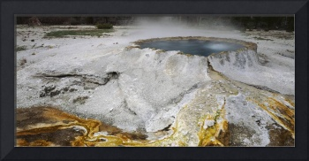 Punch Bowl Hot Pot Upper Geyser Basin Yellowstone