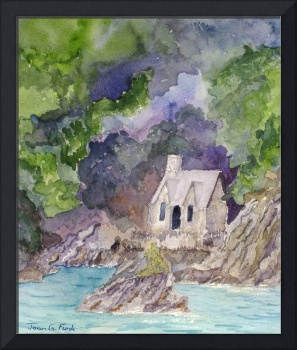 Cottage in Dartmouth, Wales