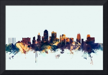 Kansas City Skyline