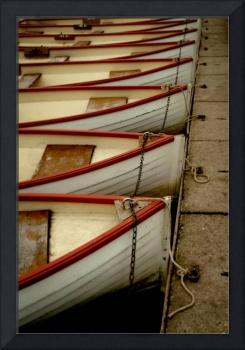 Versaille Row Boats
