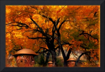 Fairies Autumn Resort