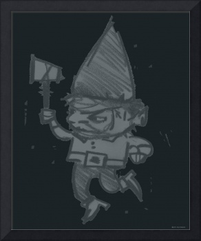 Gnome Jonathon -grey