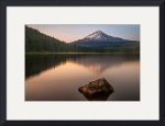 Mount Hood from Trilium Lake by Dave Wilson