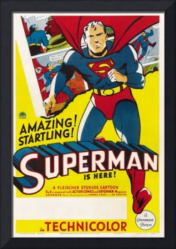 Celluloid Man of Steel #3