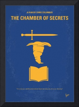 No101-2 My HP - CHAMBER OF SECRETS minimal movie p