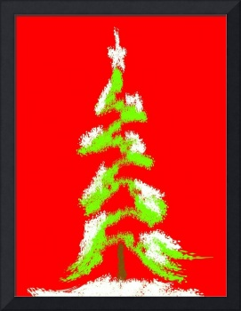 Christmas Tree -picsay