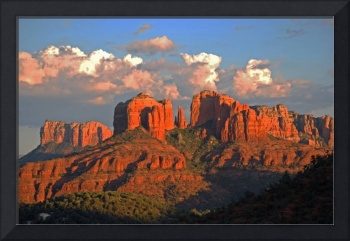 Cathedral Rock Valley in Sedona AZ 365