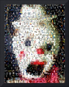 Amazing Haunted Doll Screaming Montage Mosaic MUST