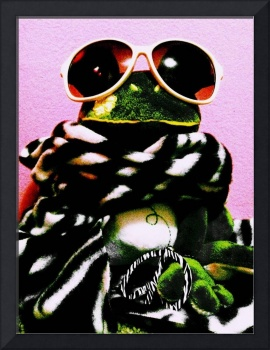 The cool Frog