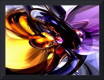 Alluring Grace Abstract