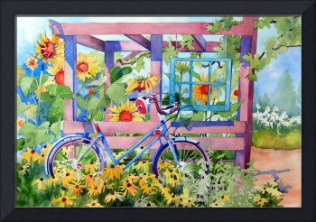 Bicycle in the Sun
