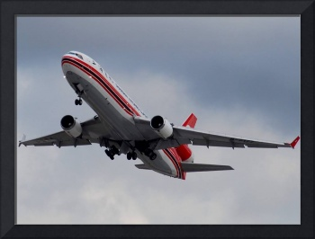 SHANGHAI AIRLINES MD-11