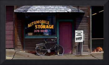 Automobile Store Bellows Falls