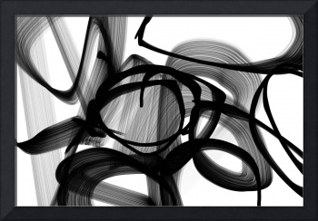 ORL-7145 Abstract Poetry in Black and White 88