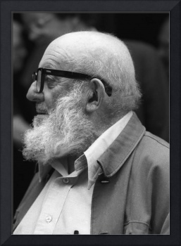Ansel Adams Portrait
