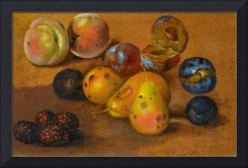 SOUTH GERMAN 2nd half of the 19th century, Fruit S