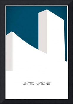 United Nations w