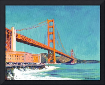 Golden Gate Bridge San Francisco California