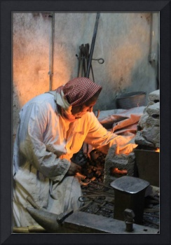 Saudi Arabia Al Hassa Metal Worker