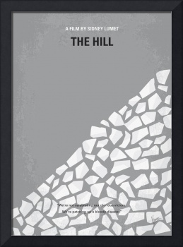 No091 My The Hill minimal movie poster