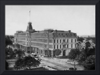 Grand Central Hotel, 12th & Harrison Streets, Oakl