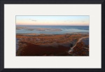 Lighthouse Beach at Sunset, Aerial by Christopher Seufert