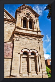 St. Francis Cathedral Basilica Study 4