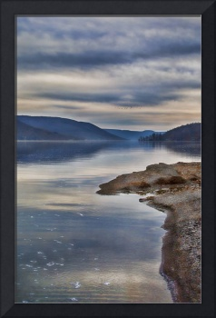 Late Fall On Canandaigua Lake