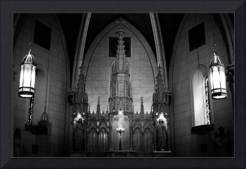 Loretto Chapel,Home of the Miraculous Staircase