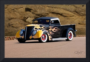 1937 Ford Pickup 'Truck'n - Fifties Style'