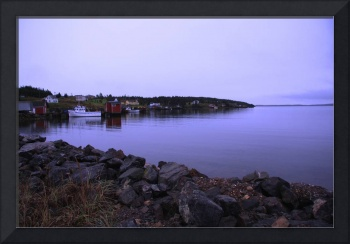 Louisbourg Harbor