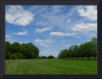 A Picture Perfect Day on the Golf Course
