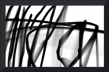 Industrial Abstract in Black and White 2015-14