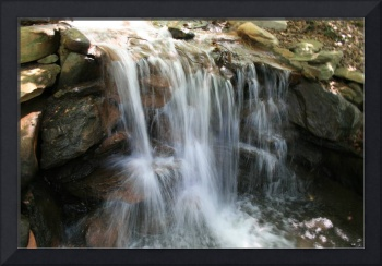Anna Ruby Falls water fall
