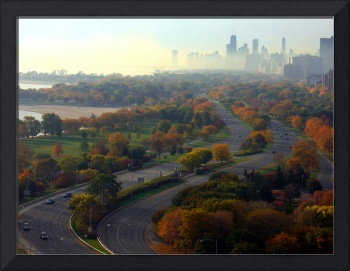 Lake Shore Drive Autum