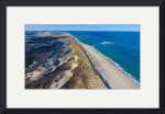 Cape Cod National Seashore Aerial by Christopher Seufert