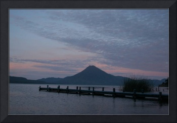 Atitlan at Dawn