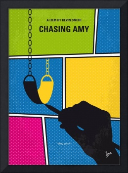 No910 My Chasing Amy minimal movie poster
