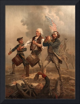 The Spirit of '76 aka Yankee Doodle by Archibald W