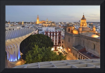 Classic And Modern Seville