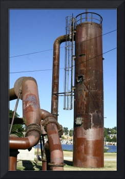Gasworks, Seattle