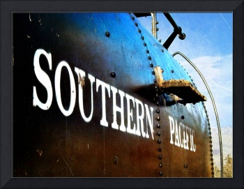 Engine 18 - Southern Pacific Railroad